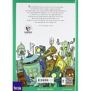 Ritter Rost, Band 2: Ritter Rost und das Gespenst: Buch mit CD
