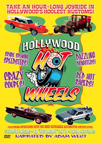 Hollywood's Hot Wheels