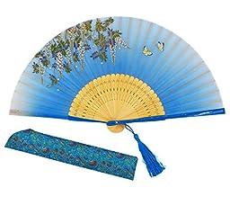 Amajiji® Charming Elegant Modern Woman Handmade Bamboo Silk 8.27\