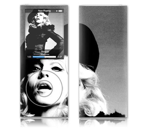 Zing Revolution Ms-Md10005 Ipod Nano- 4Th Gen- Madonna- Vogue Skin front-401320