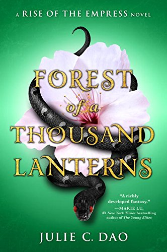 Book Cover: Forest of a Thousand Lanterns