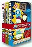 South Park - Gift Pack 3 (Volumes 7-9) [VHS]