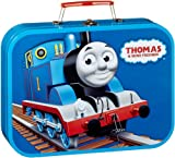 Thomas and Friends Puzzle Box of 4 Puzzles in Metal Carry Case