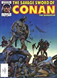img - for The Savage Sword of Conan #115 book / textbook / text book