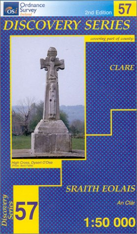 D57 Clare (Discovery Maps) (Irish Discovery Series)