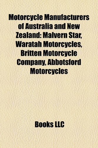 motorcycle-manufacturers-of-australia-and-new-zealand-malvern-star-waratah-motorcycles-britten-motor