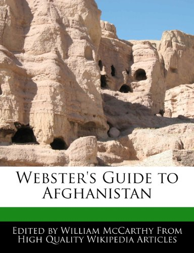 Webster's Guide to Afghanistan