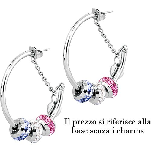 orecchini donna gioielli Brosway Tres Jolie Mini classico cod. BTJM136