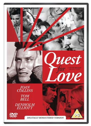 Quest For Love (Digitally Remastered) [DVD] [1971]