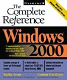img - for Windows 2000: The Complete Reference book / textbook / text book