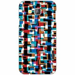 Samsung Galaxy Grand Prime SM-G530H Back Cover- Silicon Abstract Art Designer Cases