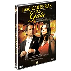 José Carreras : Le Gala, au Théâtre de Taormina - DVD