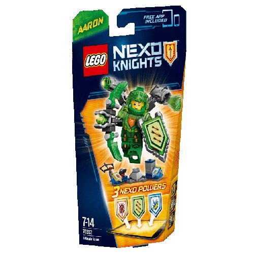 LEGO 70332 - Nexo Knights Ultimate Aaron