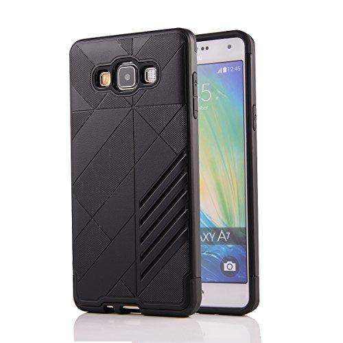 Skitic Armatura Cover per Samsung Galaxy A7 (modello 2015), Doppia