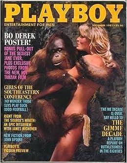 amazon   playboy magazine bo derek 9 81 september 1981