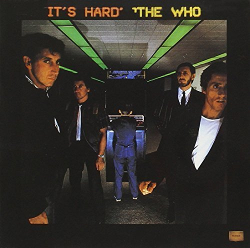 It's Hard [Remastered] by Who (1997-05-03)