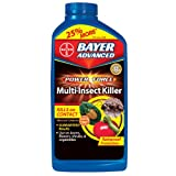 Bayer 700210A PowerForce Multi-Purpose Insect Killer Concentrate - 40 oz. (Discontinued by Manufacturer)