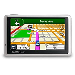 Garmin nüvi 1300LM 4.3-Inch Portable GPS Navigator with Lifetime Map Updates $104.99