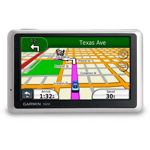 Garmin nüvi 1300LM 4.3Inch Portable GPS Navigator with Lifetime Map Updates