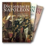 Dictionnaire Napolonpar Jean Tulard