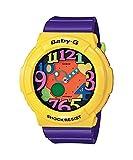 [カシオ ベビージー]CASIO Baby-G 腕時計 クレイジーネオン・シリーズ BGA-131-9BDR レディース アナデジ [並行輸入品]