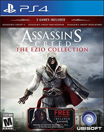 Assassin's Creed The Ezio Collection - PlayStation 4 (Vita Assassins Creed Console compare prices)