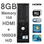 DELL PC OPTIPLEX CORE 2 DUO 8GB 1TB H...