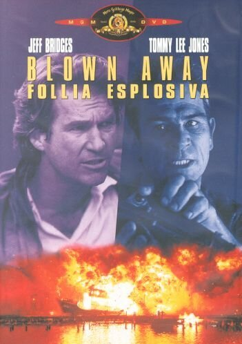 Blown away - Follia esplosiva [Italia] [DVD]