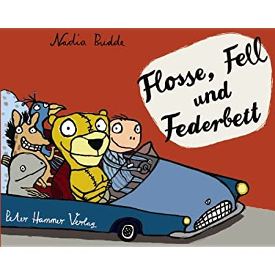 Flosse, Fell und Federbett