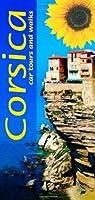 Corsica Walks and Car Tours (Landscapes Series)