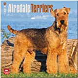 BrownTrout Airedale Terriers 2014 Wall