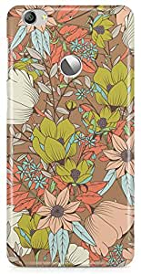 LeEco Le1s Back Cover by Vcrome,Premium Quality Designer Printed Lightweight Slim Fit Matte Finish Hard Case Back Cover for LeEco Le1s