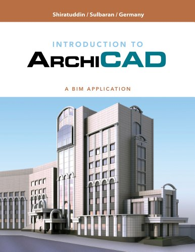 Introduction to ArchiCAD: A BIM Application