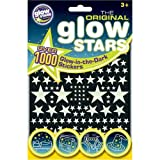 The Original Glowstars - Glow-in-the-Dark Stickers, 1000 Pieces