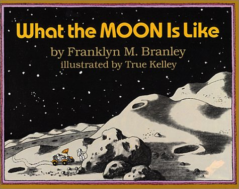 What the Moon Is Like Book and Tape (Let's-Read-and-Find-Out Science 2), Branley, Dr. Franklyn M.
