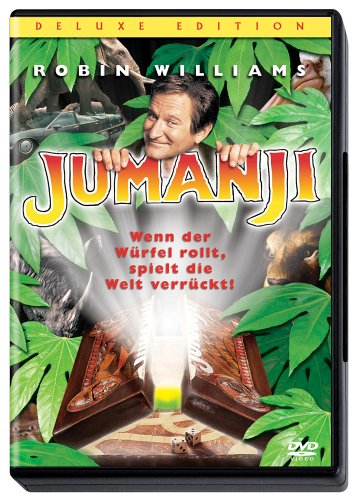 Jumanji [Deluxe Edition]