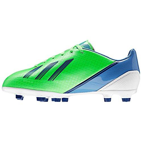 Adidas Youth F30 TRX FG (Green/Blue/White) (5)