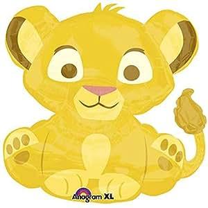 Planet Jashn Planet Jashn Lion King Baby Supershape Balloon