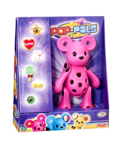 Pop Pals Bears- Colors May Vary