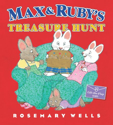 Max and Ruby's Treasure Hunt (Max & Ruby)