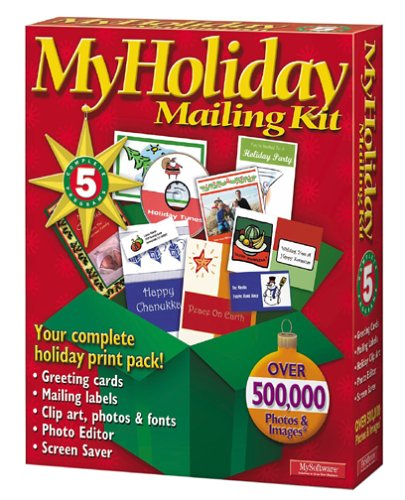 My Holiday Mailing KitB00006I50I