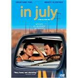 In July [DVD] [Region 1] [US Import] [NTSC] [2000]by Moritz Bleibtreu