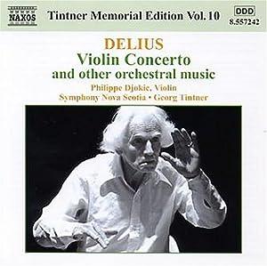 Violinkonzert/Orchesterwerke