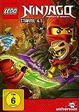 DVD & Blu-ray - Lego Ninjago - Staffel 4.1