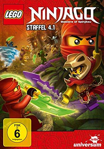 Lego Ninjago - Staffel 4.1