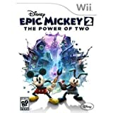 Selected Epic Mickey 2 Power of Two Wii By Disney Interactive