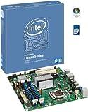 Intel BOXDG33BUC Classic Series G33 uATX DDR2 800 Intel Graphics PCI-Express X16 1333MHz FSB LGA775 Desktop Board - Retail