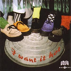 I Want It Hot (Re-Issue)