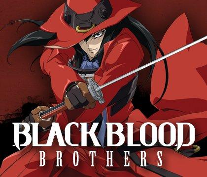 Black Blood Brothers Season 1