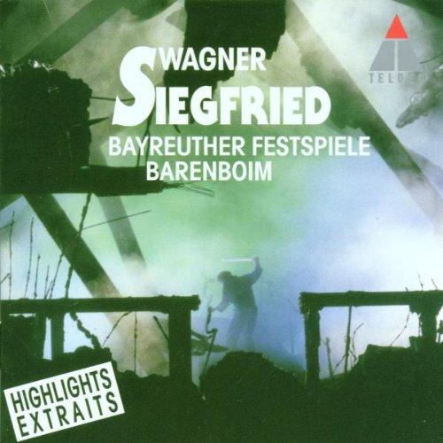 Sigfrido / Seleccion (Barenboim) - Wagner - CD